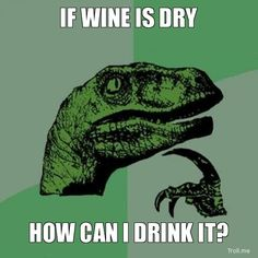 deep thoughts wine