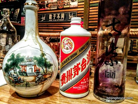 gung ho baijiu and pizza night with john o'loghlen beijing china (2)