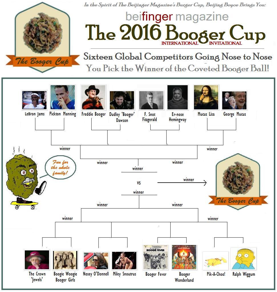 booger cup 2016 bracket final