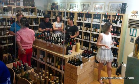 mali wine cellar guomao beijing fifth anniversary party 2016 (3)