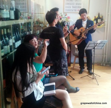 mali wine cellar guomao beijing fifth anniversary party 2016 (5)