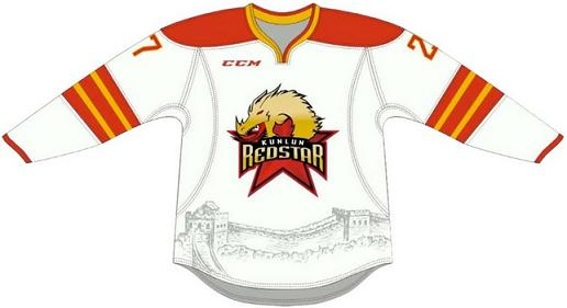 kunlun redstar jersey screen capture