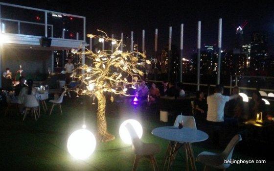 the roof topwin center beijing china