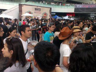 Beijinger magazine Burger Cup Galaxy Soho Beijing 2017