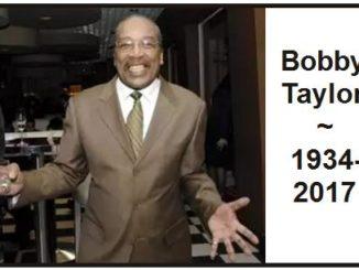 bobby taylor RIP