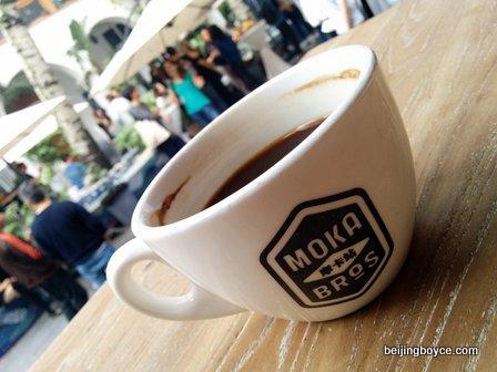 Moka Bros Beijing Coffee