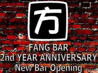 Fang Bar Beijing China