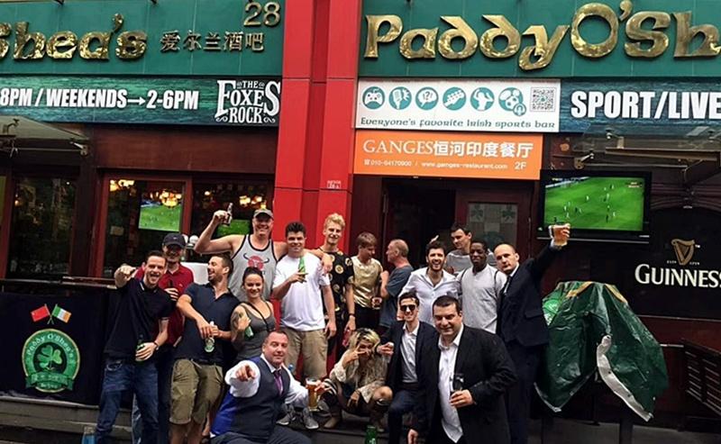 Paddy O'Shea's MacGregor Mayweather