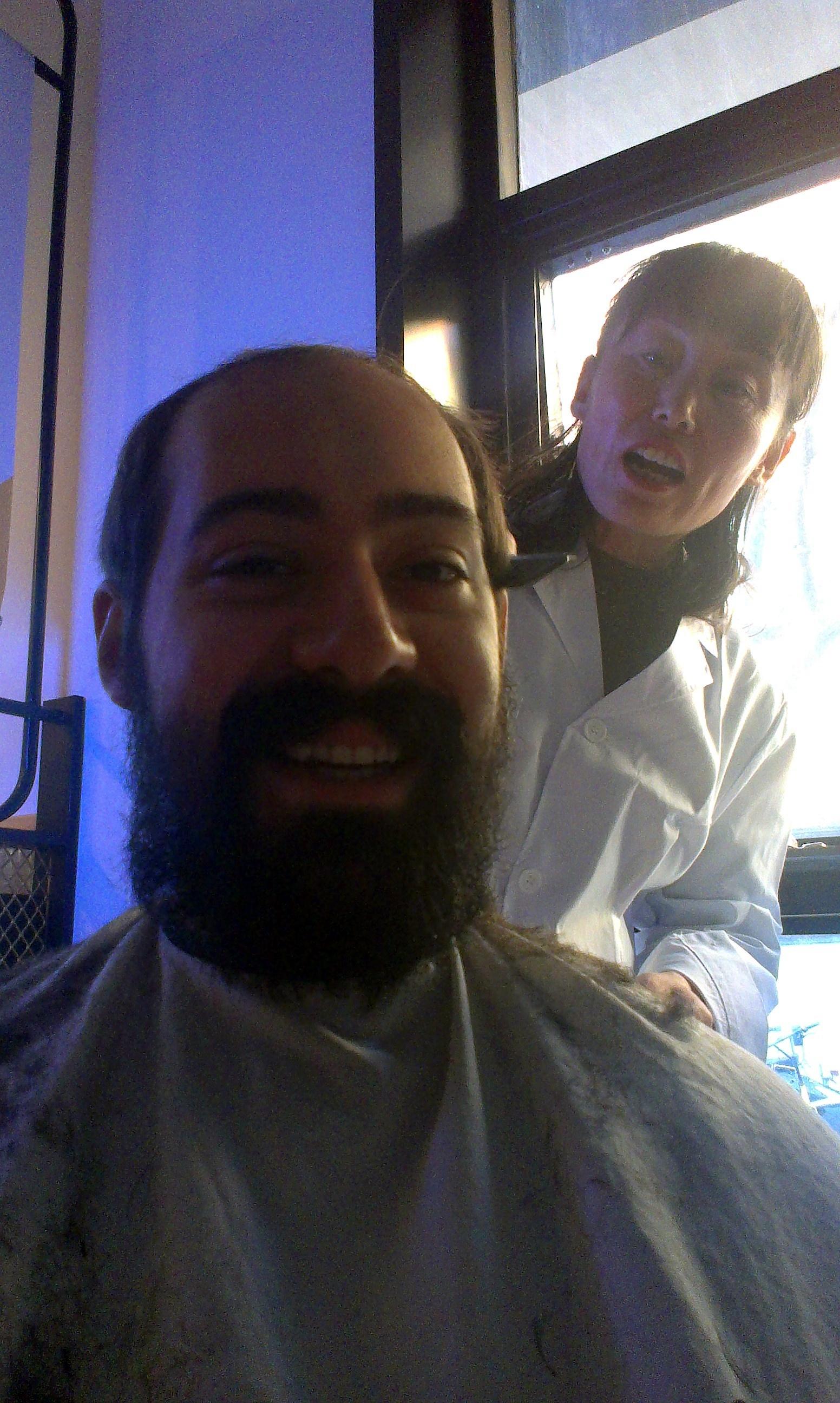 mina maovember maovember shave off at the hatchery december 3