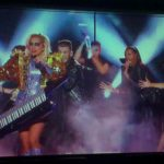 lady gaga super bowl performance q bar beijing