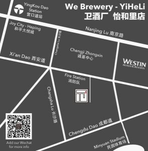 we brewery map