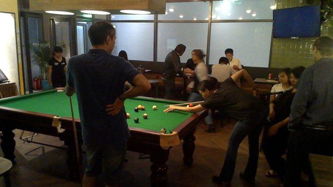 Q Mex Bar & Grill Shuangjing Beijing China