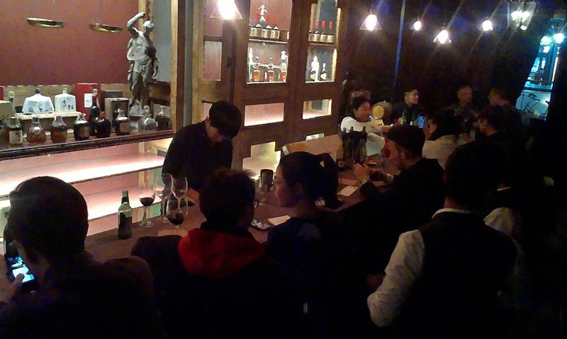 herbal cocktail bar xindong road beijing opening 4
