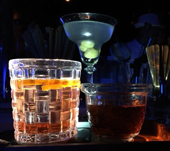 hulu trb swire sanlitun village negroni martini