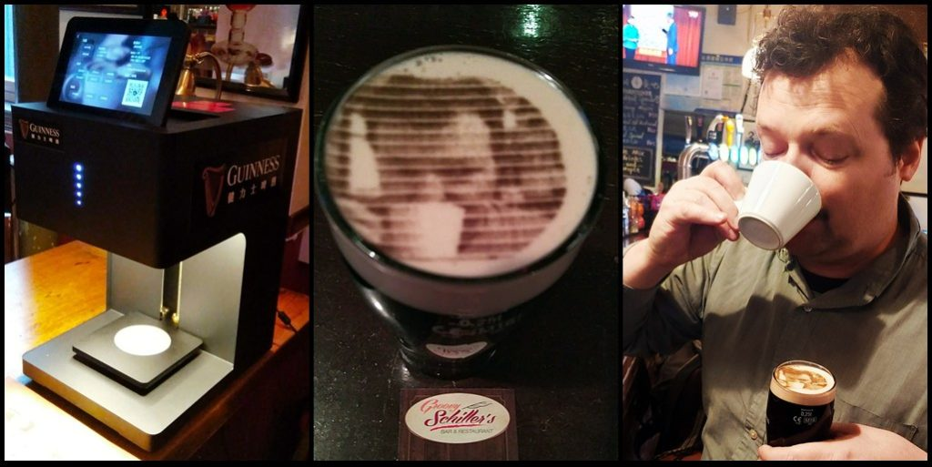 Literally Drink Your Face Off Guinness Beer Printers In